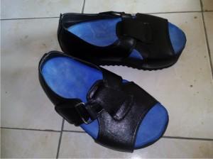 sepatu atau sandal diabetes murah