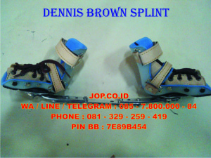 DENNIS BROWN SPLINT