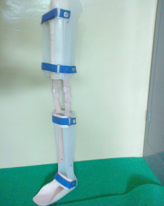 KAFO (Khee Ankle Foot orthosis )